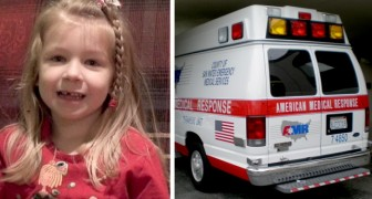 Fünfjährige ruft den Notarzt, als ihr Vater einen Herzinfarkt hat