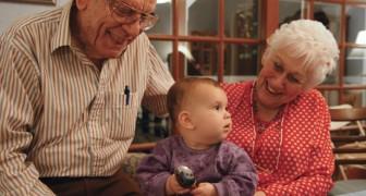 Niet alleen plezier: samen zijn met kleinkinderen zou ook de gezondheid van grootouders verbeteren