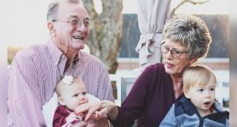 Os avós são um porto seguro para os netos: sua presença os ajuda a crescer melhor