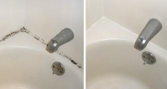 L'astuce simple pour se débarrasser de la moisissure qui se forme dans la douche ou la baignoire