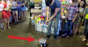 Imagine if toys began to walk? Here's the crazy video!!