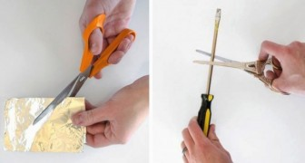 5 pratici metodi fai-da-te per affilare facilmente le lame delle forbici