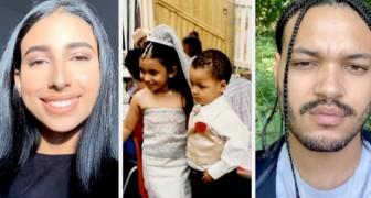 Nach 16 Jahren postet ein junger Mann Fotos von der Kindergarten-Hochzeit mit seiner Sandkastenfreundin auf Twitter