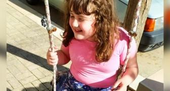 Costruisce un'altalena per la figlia autistica, ma una vicina infastidita lo costringe a rimuoverla
