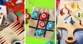 9 idee divertenti per creare con le proprie mani dei divertenti giochi da tavolo