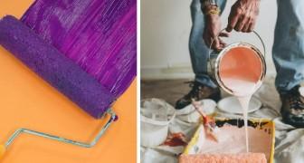 Le dritte da conoscere per tinteggiare le pareti di casa come dei professionisti