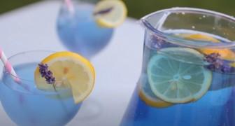 Limonade à la lavande : la boisson rafraîchissante qui chasse l'anxiété et le stress