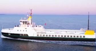 Ellen è il primo traghetto completamente elettrico: leggero, riduce l'inquinamento e si ricarica in 20 minuti