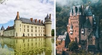 7 alte mittelalterliche Burgen, die auch heute noch ihren außergewöhnlichen Charme bewahren