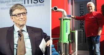 Un ex operaio 72enne inventa una pompa idraulica per i Paesi in via di sviluppo e riceve 1 milione da Bill Gates