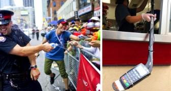 13 lustige Fotos von Kanada zeigen die ganze Freundlichkeit und den Bürgersinn dieses großartigen Landes