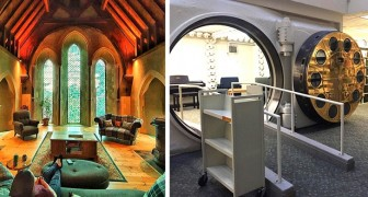 14 vecchi edifici che sono stati trasformati in qualcosa di nuovo grazie alla genialità dei progettisti