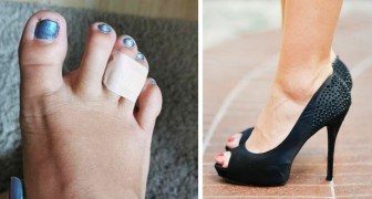6 useful tricks to wear heels without suffering and taking care of your feet