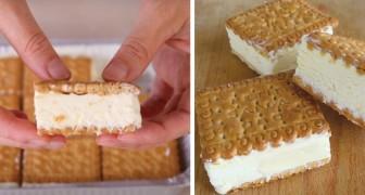 Glace aux biscuits fait maison : la recette pas chère d'un dessert intemporel