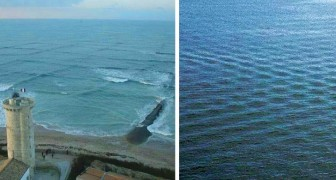 La mer croisée est un phénomène qui peut apparaître le long des côtes : lorsqu'il se produit, il est préférable de sortir immédiatement de l'eau