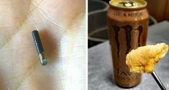 10 keer waarin mensen zich voor vreemde objecten met een mysterieuze betekenis bevonden