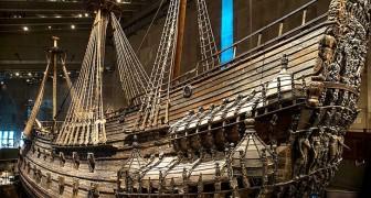 Le naufrage oublié du galion suédois qui est resté presque intact dans les eaux de la mer Baltique