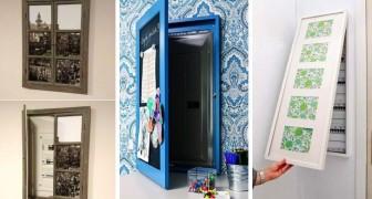 10 soluzioni ingegnose per coprire il quadro elettrico con fantastiche decorazioni arredando in modo creativo