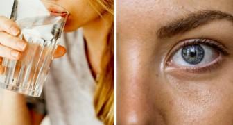 12 segnali che il nostro corpo può inviarci quando si trova in forte disidratazione