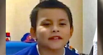 Een kind dat tegen kanker vecht, heeft het Coronavirus verslagen: hij had weinig hoop om te overleven