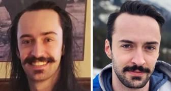 15 fotos de hombres apenas salidos del barbero muestran como un corte de cabello puede marcar la diferencia