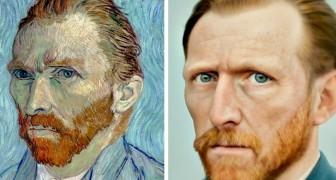 Un photographe crée des portraits hyperréalistes de personnages du passé avec un logiciel d'intelligence artificielle