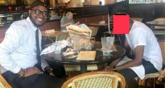 O deixaram sozinho na sua cerimônia de formatura: seu professor decidiu comemorar com ele