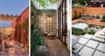 13 propositions dont s'inspirer pour aménager de magnifiques coins de jardin même en l'absence d'espace