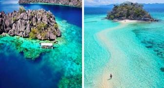 Palawan è stata eletta isola più bella del mondo: basta guardare le foto per capirne il motivo