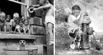 15 Fotos, die uns daran erinnern, wie unsere Großeltern ohne Internet und ohne trendiges Spielzeug gesund und munter aufgewachsen sind