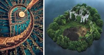 13 faszinierende verlassene Orte, die von Zeit und Natur verschlungen wurden