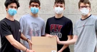 Quattro ragazzi di Milano riparano vecchi pc per donarli gratis agli studenti che non ne hanno uno in casa