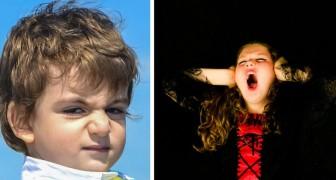 O conselho de psicólogos para gerenciar e corrigir comportamentos teimosos em crianças pequenas