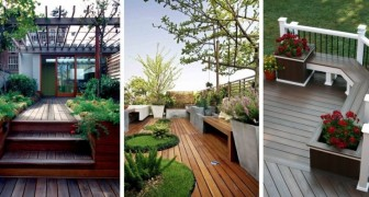 12 idee strepitose per creare aiuole rialzate e fioriere fai-da-te da inserire nel giardino