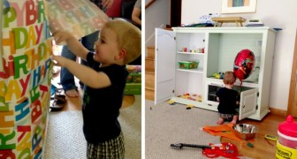 People mocked their 2-year-old son because he plays with a kitchen: the father says if he wanted a doll I would buy it for him