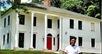 Un garçon achète la demeure construite par ses ancêtres esclaves : sa vengeance contre le racisme