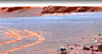 Un video mostra i paesaggi di Marte in 4K per la prima volta in assoluto: le immagini sono da togliere il fiato
