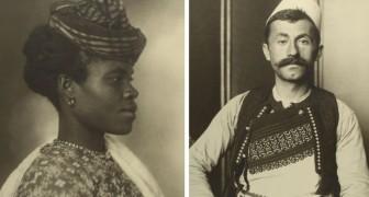 14 Fotos zeigen die verängstigten Gesichter von Einwanderern, die Anfang 1900 in Amerika ankamen