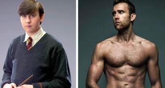 10 foto di personaggi famosi che da brutti anatroccoli si sono trasformati in bellissimi cigni