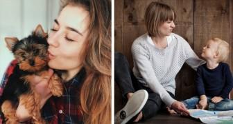 Algumas mães pedem para parar de chamar seus animais de estimação de filhos peludos: estes são os motivos