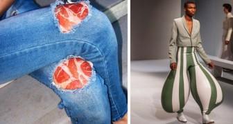 13 extrem bizarre Haute-Couture-Kleidungsstücke zeigen, wie die Fantasie mit dem Designer durchging