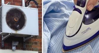 5 modi utili ed ingegnosi per riciclare l'acqua di condensa dei condizionatori