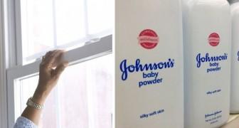 Lavare i vetri col borotalco: il rimedio fai da te economico, facile e velocissimo