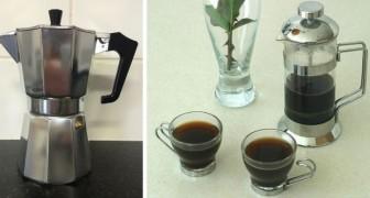 Usare la caffettiera per preparare un ottimo tè in modo semplice: un utilizzo alternativo da provare