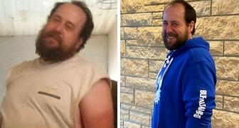 Un padre se pone a dieta y pierde 20 kg para donar parte de su hígado a su hijo y salvarle la vida