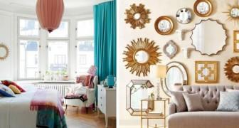 8 utilissimi consigli di arredamento perfetti per migliorare il look di qualsiasi stanza