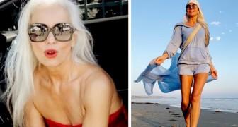 """Sie ist 61, sieht aber aus wie 30: Ein französische Frau enthüllt das """"Geheimnis"""" ihrer Jugendlichkeit"""