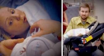 Una mujer muere inmediatamente después del parto: el marido afligido toma en mano el blog que ella había comenzado en el embarazo