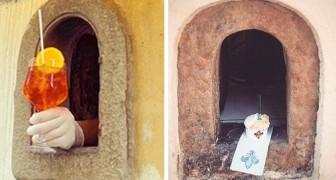 A Firenze riaprono le storiche buchette del vino per distribuire cibo e bevande come ai tempi della peste