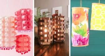 8 spunti originali per creare facilmente delle fantastiche lanterne fai-da-te
